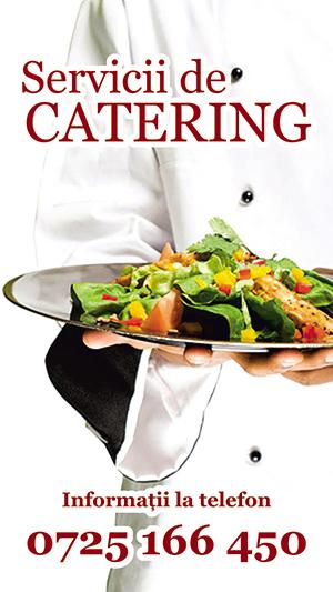 servicii catering profesionist